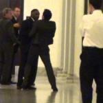 "Harry Reid's bodyguard attacks ""Crapitalism"" author"