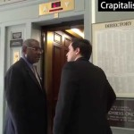 Rep. Greg Meeks confronted on his multitude of scandals