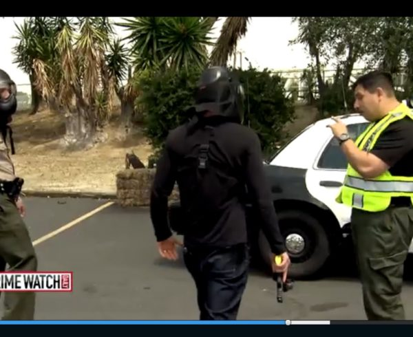 ACTIVE SHOOTER TRAINING with the Los Angeles County Sheriff's Department