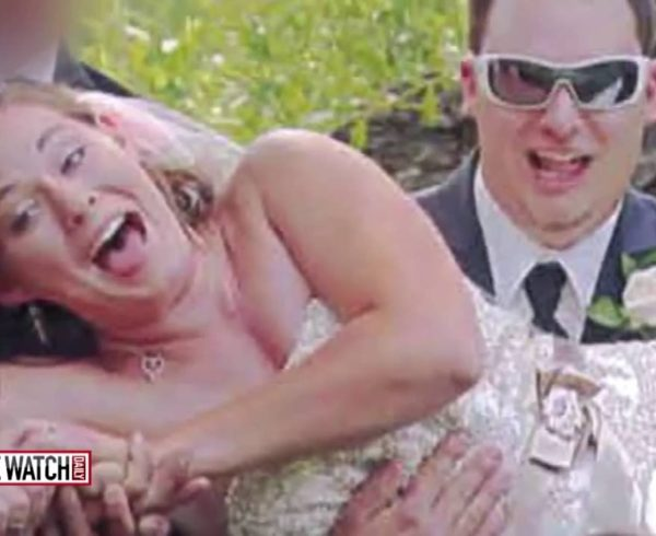 CRAZY!! Newlywed Bride Pushes Groom Off Cliff