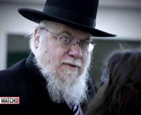 THE PRODFATHER: Rabbi Tortures Husbands Into Granting Jewish Divorce